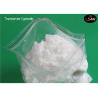 Healthy Injectable Anabolic Steroids Testosterone Cypionate Powder CAS 58-20-8