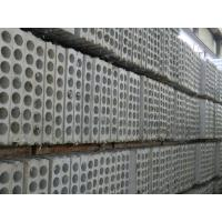 China Fireproof MgO Prefab Hollow Core Concrete Panels / Prefabricated Interior Wall Panels wholesale