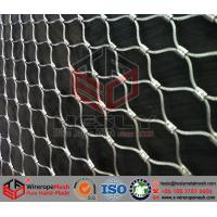 China Stainless Steel Wire Rope Mesh, Stainless Steel Wire Cable Net wholesale