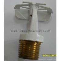 China Brass forged parts,sandblasted,nickel plated,BSP NPT Metric thread wholesale