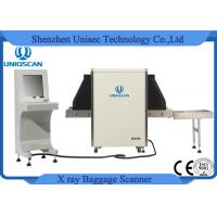 6550 Airport Baggage Scanner for Baggage Checking Medium Tunnel Size Manufactures