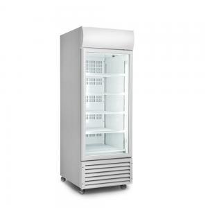 China 360L Upright Display Freezer on sale
