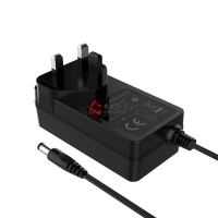 China EN/IEC UL 60601 Certified DC 12V 3A Power Supply 36W UK Wall Plug AC Adapter 12V 2.5A Power Adapter Charger Transformer wholesale