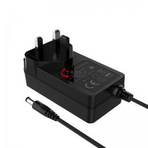 China EN/IEC UL 61347 Certified 12V DC 4A 48W UK Plug Switching Power Supply 24V AC Adaptor 48V Wall Transformer wholesale