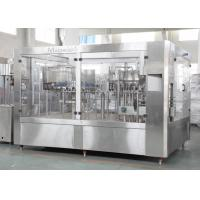 China Customized Electric 8000BPH Beverage Carbonated Drink Filling Machine 220V for Soft Drinks Filler Machine wholesale