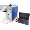 China LCD Screen Optic Device UV Laser Marking Machine Small Volume 3 Watt / 5 Watt wholesale