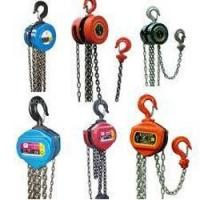 China 1T HSZ hand operated chain hoist, wire rope pulley hoist wholesale