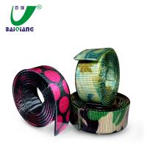 China Wholesale Waterproof TPU Coated Printed Rolls Nylon Webbing Pet Leashes for Pet Dog Collar wholesale