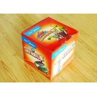 China colorful Custom Duplex Board Disposable Food Paper Packaging Boxes ZY-FO01 wholesale
