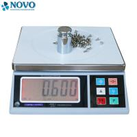 China 6 keys Digital Weighing Scale Rechargeable Battery Operated wholesale