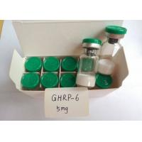 China Enterprise Standard Weight Loss Peptides Ghrp 6 Peptide White Powder CAS 87616-84-0 wholesale