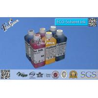 China 6 Color 1000ml Bottle Pigment Based  Eco-solvent Ink For Epson Stylus Photo 1400 Printer OEM on sale