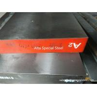 China DIN 1.2363 / AISI A2 Cold Work Tool Steel, A2/1.2363 tool steel, A2 ESR steel plates, A2 round bars, A2 wider plates on sale