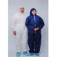 China White 50 Pack Disposable Protective Apparel Without Boots wholesale