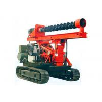 China Crawler Hydraulic Pile Driver/Crawler Auger Piling Drill Rig wholesale