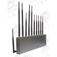 Cell Phone Signal Jammer / Mobile Phone Blocking Device For Signal Jamming Manufactures