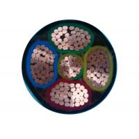 China 4+1 Core N2XY Unarmoured  XLPE Copper Cable Polypropylene Filler CE IEC VDE wholesale