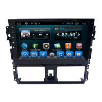 10.1 Inch Vios Yaris 2016 TOYOTA GPS Navigation with andoid quad core R16/ T3 system Manufactures