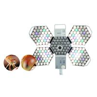Buy cheap Wall Mounted Shadowless Medical LED Light With 860mm Lamp Head Diameter from wholesalers