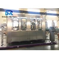 China Ss  	Soda Bottling Machine Carbonated Water Plant Isobaric Filling wholesale