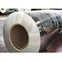China 316L Cold Rolled Stainless Steel Strip / Slitting Coil Finish Type Optional wholesale