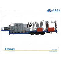 China 132kv Prefabricated Mobile Vehicle Mounted semi-trailer Transformer Substation wholesale