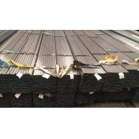 China Q235 / Q195 Square Steel Tubing High Strength 0.25mm - 2.5mm Thickness on sale