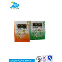 China Heat Insulation Heavy Duty Plastic Zip Lock Bags For Agricultural Products on sale