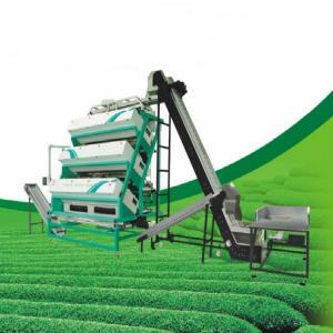 China High Capacity High Accuracy Tea Color Sorter Machine Four Layer CCD Tea Color Sorter wholesale