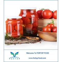 China Canned Cherry Tomato on sale