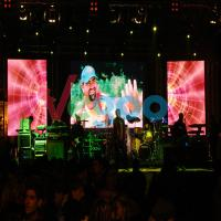 Buy cheap Indoor RGB SMD P3.91 Stage LED Screens Full Color Led Display Screen from wholesalers