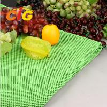 China Workshop Floor / Supermarket PVC Fruit Mat Black Vegetable Mat Width 164CM wholesale