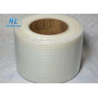 China 60g 3*3mm Self Adhesive Fiberglass Tape White Color For Repairing Wall Cracks wholesale