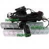 Buy cheap Auto LED Grille Lamp led strobe light flashing alarm led lamp 8W amber white from wholesalers