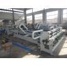 China Saves Labor Automatic Folder Gluer Machine For Carton Box 3500*16000*1700mm wholesale