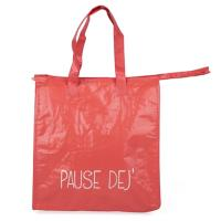 China Red Eco Friendly Polythene Bags / Small Waterproof Custom Polypropylene Bags wholesale