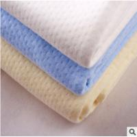 China COTTON KNITTED JACQUARD AND AIR LAYER QUILTED THERMAL UNDERWEAR FABRIC (air cotton) wholesale