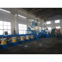 China Waste Tyres Recycling Process Line For Nylon Tires ,1000-10000T/Year wholesale