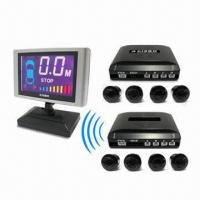 China Wireless Parking Sensors with E-mark/CE, High-quality and Lowest Price/OEM on sale