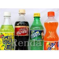 China 3 In 1 Carbonated Drink Filling Machine / High Speed Soft Drink Filling Machine on sale