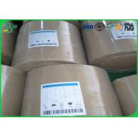China FBB Ivory Cardboard Paper Roll One Side Coated White 300gsm 350gsm With Good Flatness wholesale
