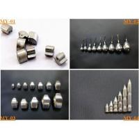 China Tungsten alloy fishing sinker wholesale