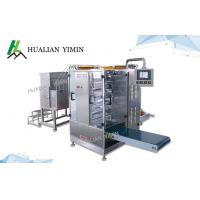 Quality Sus 316 Sachet Packaging Equipment Automatic For Ketchup Shampoo Paste Multi Line packing high efficiency for sale