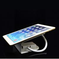China COMER Universal Tablet alarm Stand for 7-10 inch tablet pc anti-theft cable lock bracket wholesale