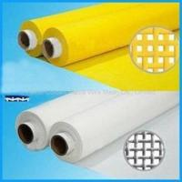 China 77T 195 mesh polyester screen printing mesh used for filtration supplier in china wholesale
