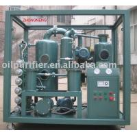 China Vacuum Lube Oil Purifier,Hydraulic Oil Filtration,Oil Treatment Plant,Oil Recycling,Oil Purification wholesale