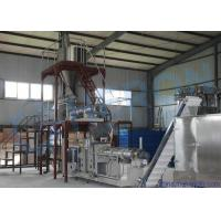 Buy cheap High Capacity Fish Food Production Line , Stainless Steel Fish Feed Making Machine from wholesalers