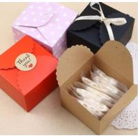China Custom Candy Christmas Packaging Boxes Christmas Present Decoration Boxes wholesale