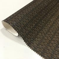 Quality Shinning Sheer Sparkle Fabric , Glitter Material Fabric Shoe Upper Pattern for sale