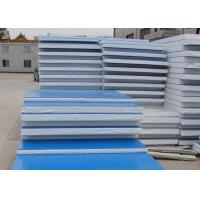 China Building Finishing Materials , Heat Insulation 100mm EPS Sandwich Panel wholesale